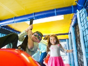 Kids Inc Toddler Party Places in Texas