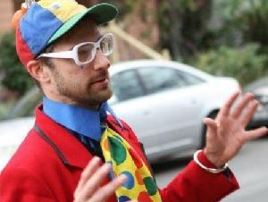 LA Clown Kids Birthday Clowns in Los Angles California