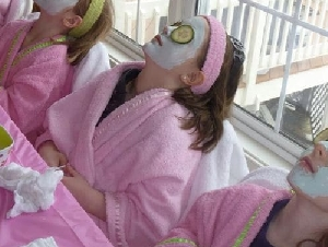 La La Lil Spa Girl Themed Spa Parties In NJ