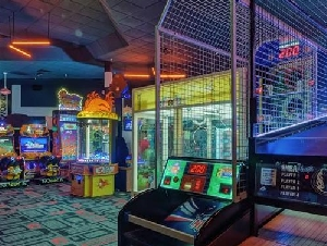Bowlmor Lanes Laser Tag Birthday Parties in Manhattan, New York
