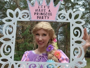 Lets Have a Princess Party
