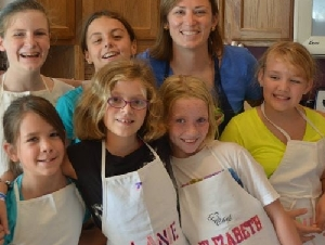 Little Harts Cooking Parties For Children In MD