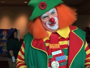 Looney The Clown In Fulton County Georgia