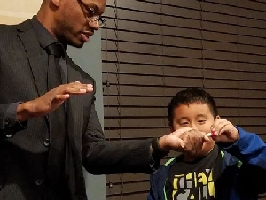 Magic By Carlos Kids Party Magicians in Travis County Texas