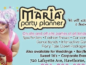 Maria Party Planner Kids Party Planning Services Serving All Of NJ