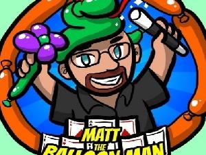Matt The Balloon Man Balloon Twister For Kids Parties In Massachusetts