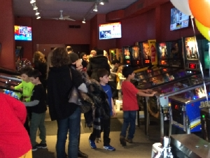 Modern Pinball NYC Arcade Parties In Manhattan New York