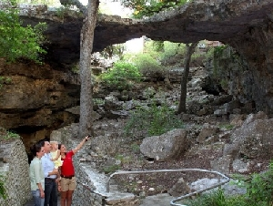 Natural Bridge Caverns kids party places in Bexar County Texas