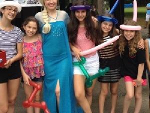 New England Princess Parties Kids Princess Parties In Massachusetts