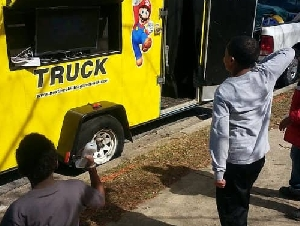 Next Level Video Game Truck Just For Boys Parties In MD
