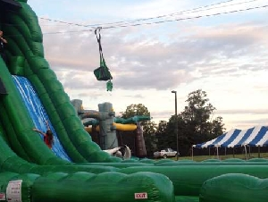 NY Bounce House Kids Party Rentals Serving Upstate New York