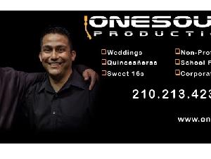 One Sound Productions DJ Entertainment Service In San Antonio Texas