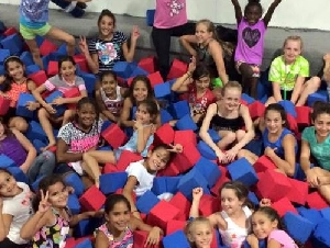 Orlando Gymnastics Gymnastics Birthday Parties in Orlando Orange County FL