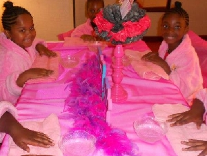 Pampering Me Princess Spa Parties For Kids In Fayetteville GA