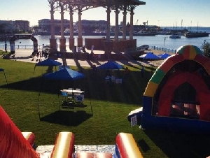patriot party inflatable rentals in pace fl