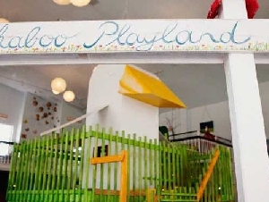 Peekaboo Playland Toddler Birthday Party Places in Los Angeles County California