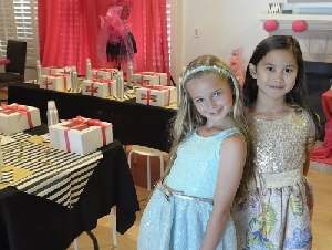 Petitie Pamper Parties Just for Girls Parties in California