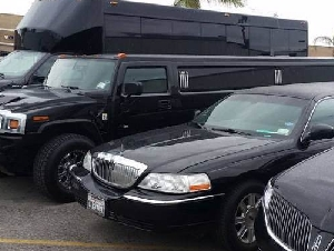 Pilot Limousine Services Limousine Companies for Hire in Riverside County California