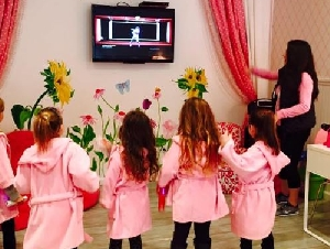 Pink Elephant Parties And Events Boutique Party Planning For Kids Parties In Northern NJ