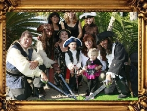 Pirates for Parties in Massachusetts