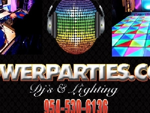 Power Parties DJs In Miami-Dade County Florida