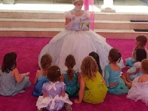 Princess and Me Parties