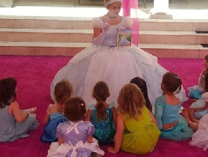 Princess & Me Parties