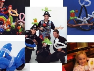 Promo Magic Balloon Twisters For Kids Parties In Massachusetts