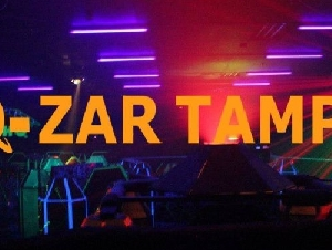 Q-ZAR Laser Tag Party Place in Tampa, Florida