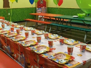 Scooter's Jungle Toddler Birthday Party Places in Los Angeles County California