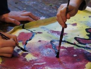 Scribble Art Workshop