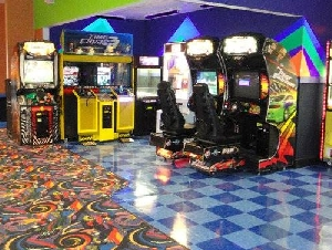 Shaker Bowl Arcade Parties for Kids in Massachusetts