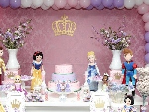 Princess Parties Near Orlando, Orange, FL