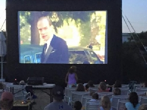 Super Fun Inflatables Inflatable Movie Screens in CT