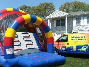 Supreme Inflatables Party Rental Companies Serving Monmouth Middlesex And Ocean Counties NJ