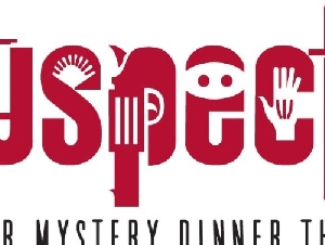 Suspects murder mystery dinner party companies in California