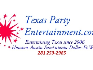 Texas Party Entertainment Teen Birthday Party Entertainers in Dallas County TX
