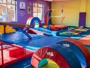 The Little Gym of Montclair kids birthday party places in Essex County NJ