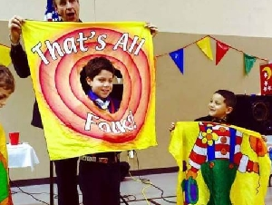 The Magic Party Kids Party Magicians in Harris County Texas