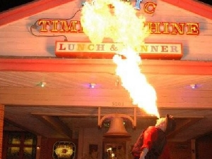 The Magic Time Machine Restaurant Dallas Texas Restaurant party venues