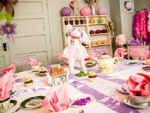 The New Leaf Tea Room Kids Tea Parties In Southern NJ
