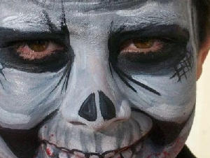 The Pirate Girl Painter Face Painter For Hire In Maryland