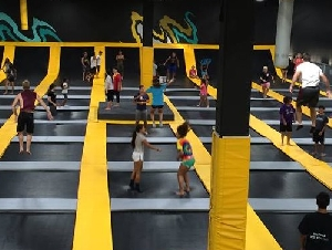 ThinAir Extreme Sports Parties In San Antonio Texas