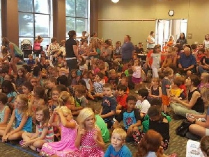 Todd McKinney toddler parties in Bexar County Texas