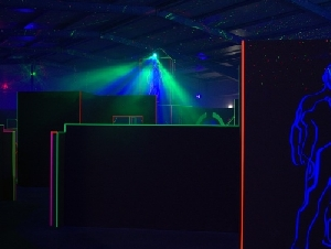Ultimate Battleground Laser Tag in Massachusetts