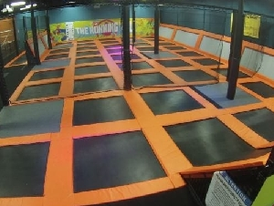 Urban Air Trampoline Park Party Place For Children In Maryland