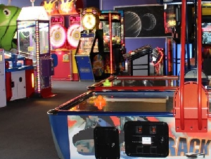 Zero Gravity Arcade Parties In Albany County New York